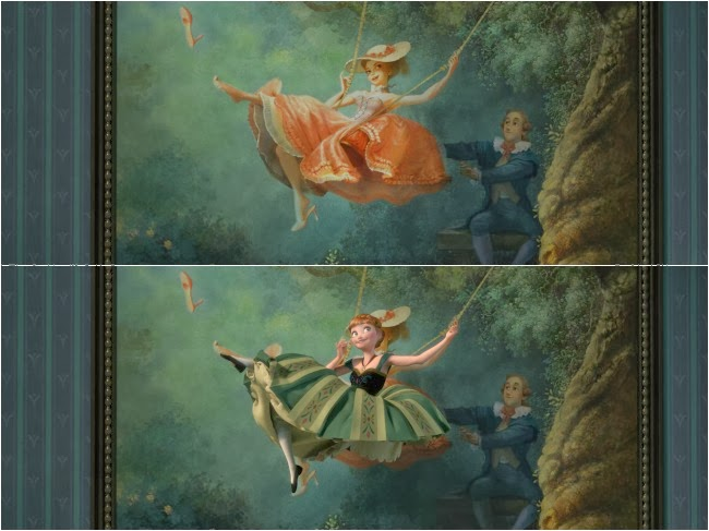 the swing by jean-honore fragonard -- livingmividaloca.com