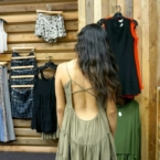 backless-olive-green-sundress