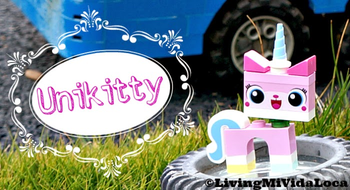 How to build Unikitty from The LEGO Movie -- livingmividaloca.com #TheLEGOMovie