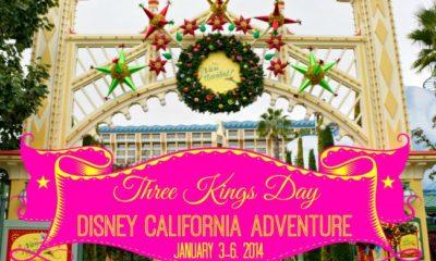 Three Kings Day at Disneyland