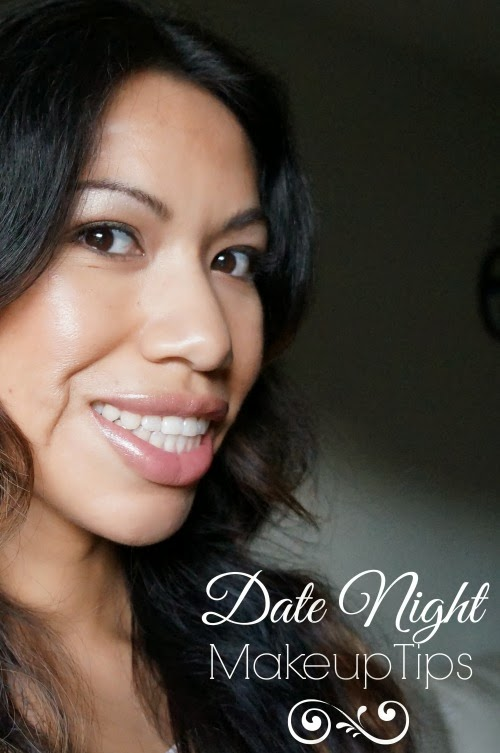 date night makeup tips