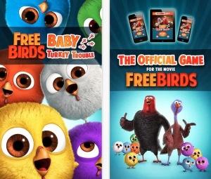 Free Birds app   LivingMiVidaLoca.com #FreeBirdsPizzaParty