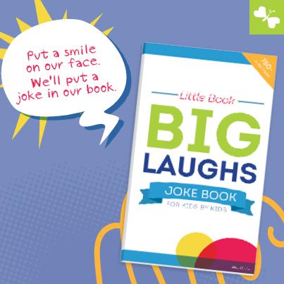 Children's joke book -- livingmividaloca.com #JokesforHealth