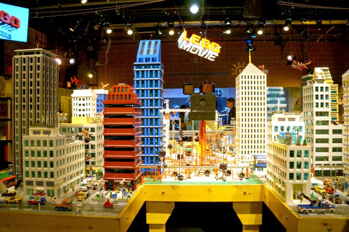 The LEGO Movie Experience Set