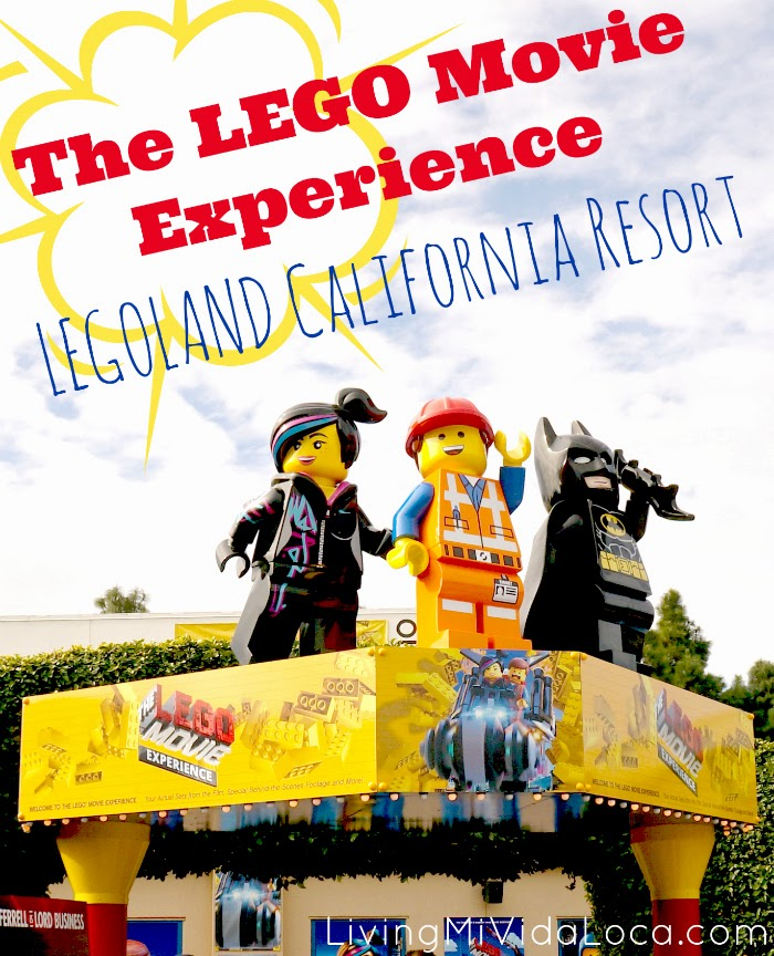 The LEGO Movie Experience at LEGOLAND California