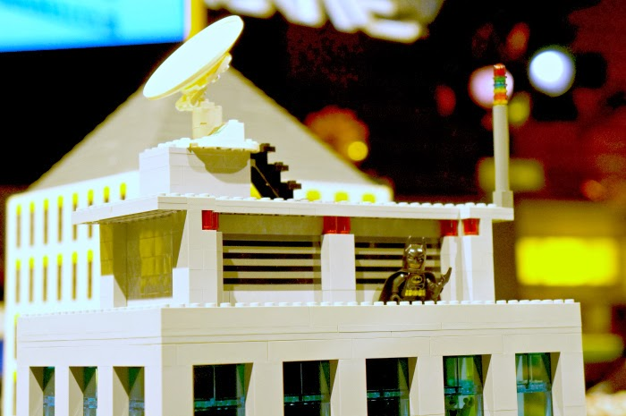 The LEGO Movie Set Batman