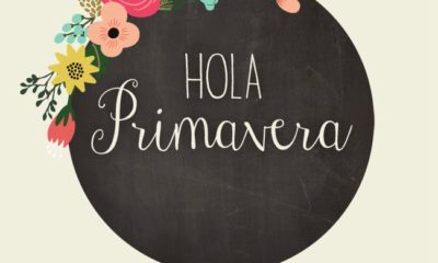 Spring free printable in spanish