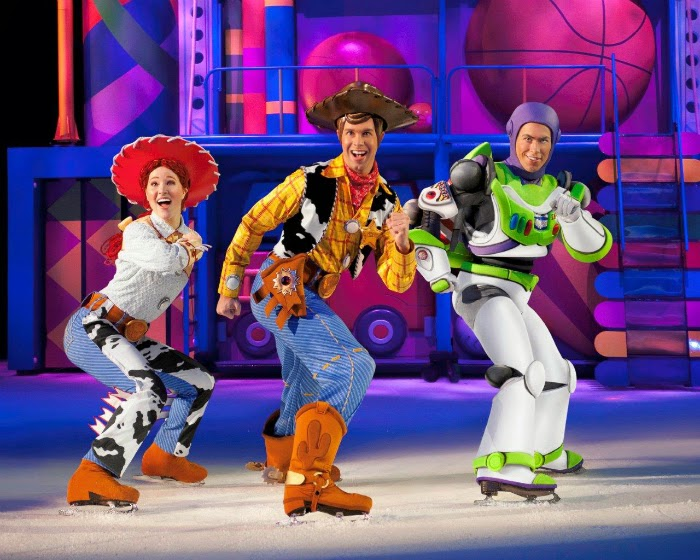 Toy Story on Disney on Ice // livingmividaloca.com