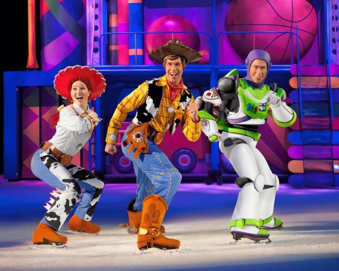 Toy Story on Disney on Ice // livingmividaloca.com