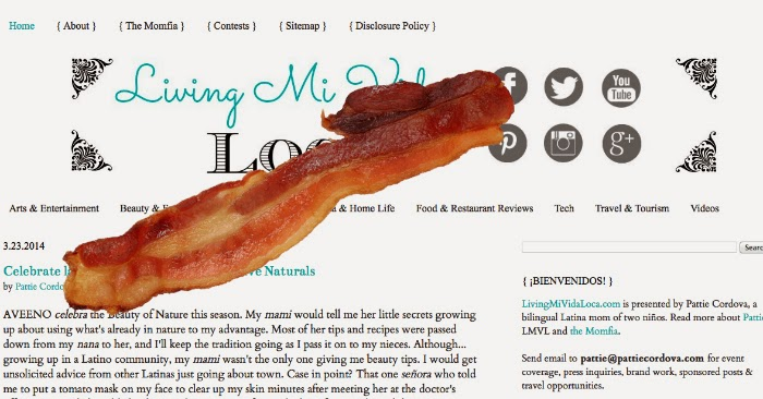 add-bacon-to-website