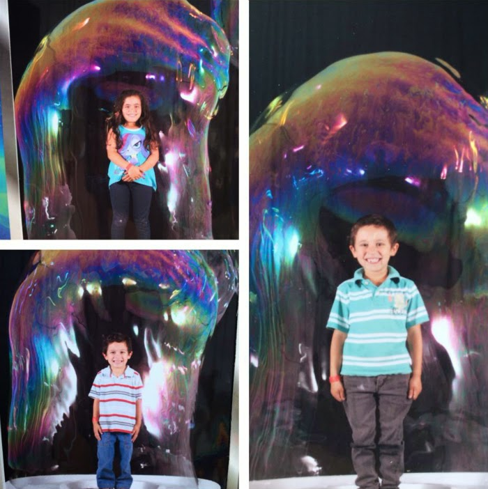Bubblefest pictures at Discovery Science Center // livingmividaloca.com #bubblefest