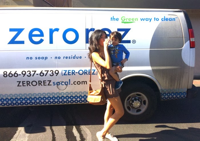 Zerorez water is safe to drink | livingmividaloca.com #zerorezsocal