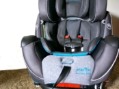 Evenflo-Platinum-Symphony-DLX-All-In-One-Car-Seat-features
