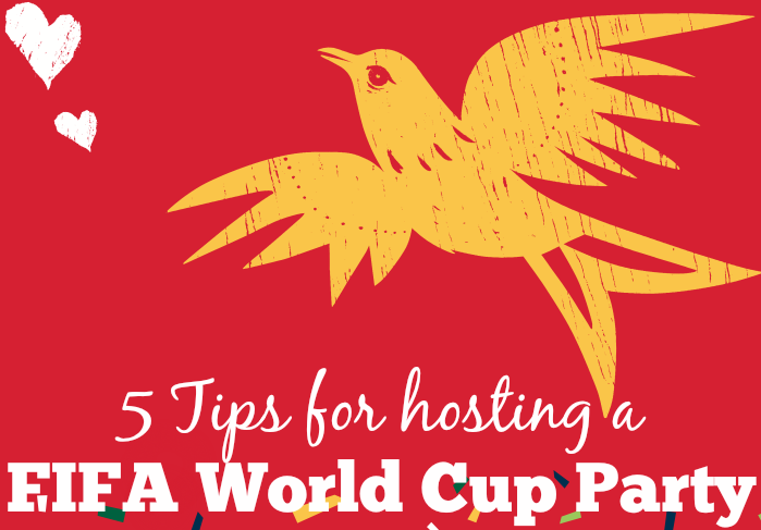 5 tips for hosting an easy FIFA World Cup party // livingmividaloca.com #CokeSoccerGame