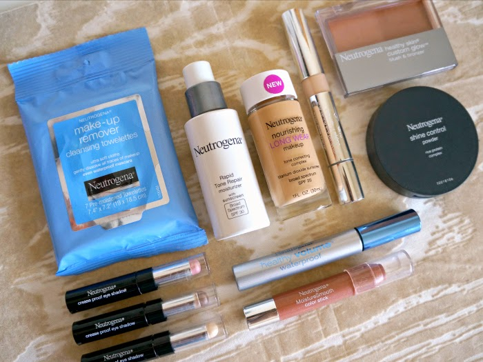 favorite Neutrogena makeup // livingmividaloca.com NeutrogenaBelleza #ad