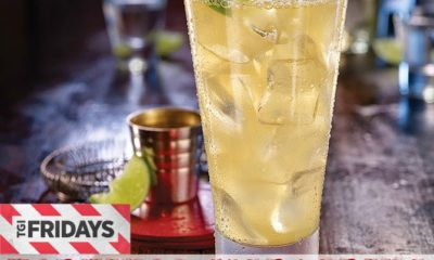 TGI Friday's Hornitos Margarita Recipe