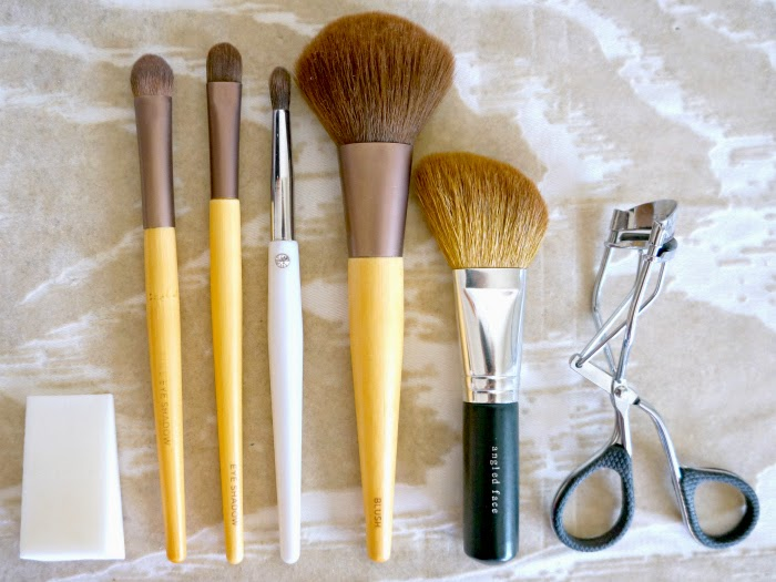 Best makeup brushes for makeup // livingmividaloca.com #NeutrogenaBelleza #ad