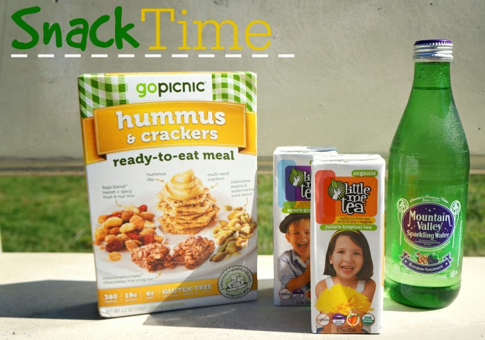 after school snacks for vegetarian kids