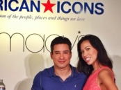 Mario Lopez presents American Icons event at Macy's