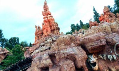 Fun facts about Big Thunder Mountain Railroad at Disneyland - livingmividaloca.com - #LivingMiVidaLoca.com #Disneyland #Disney