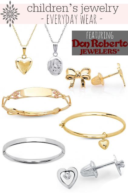 Don Robert children's jewelry