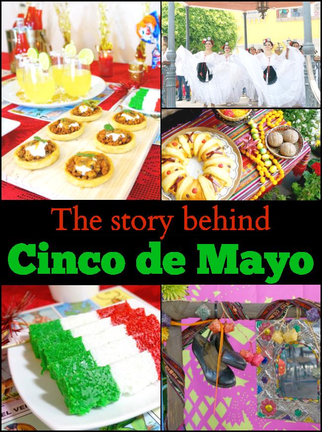History of Cinco de Mayo // Cinco de Mayo // LivingMiVidaLoca.com
