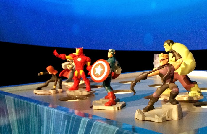 Disney Infinity Marvel Super Heroes // #DisneyInfinity