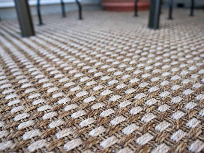robby flat weave natural outdoor rug at Pier 1 imports