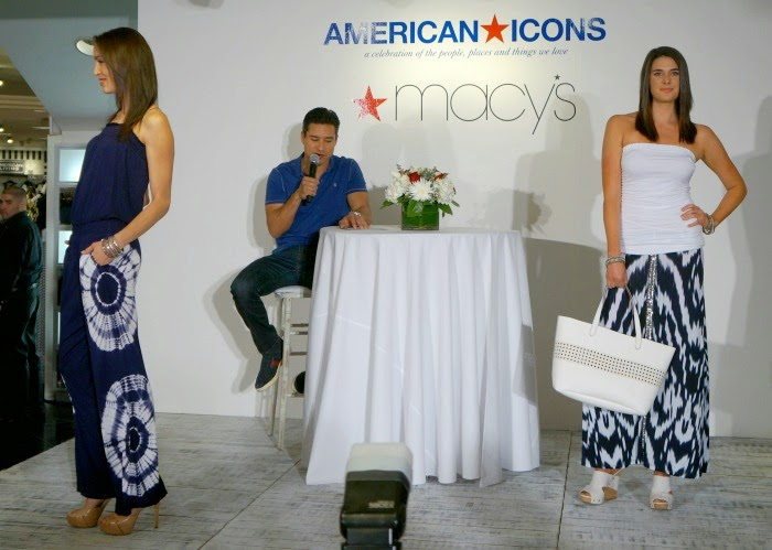 INC American Icons model // livingmividaloca.com #AmericanIcons