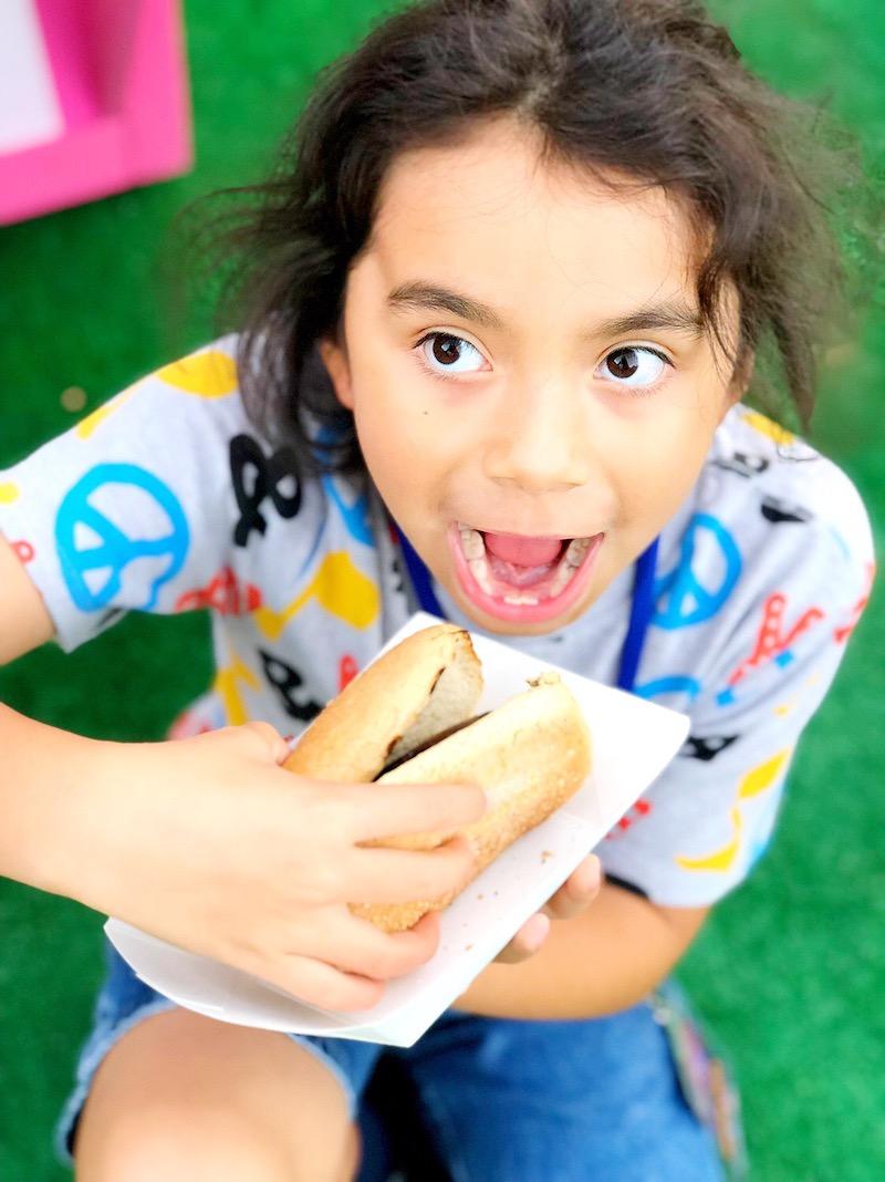 Knott's Summer nights tasting card prices and food offerings - livingmividaloca.com - #LivingMiVidaLoca #KnottsBerryFarm