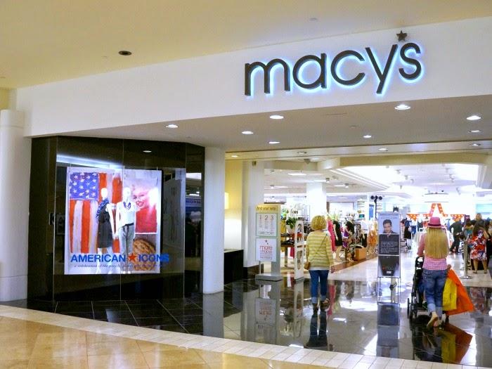 American Icons at Macy's // LivingMiVidaLoca.com #AmericanIcons #ad