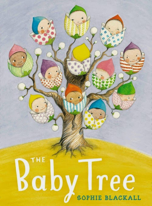 The Baby Tree by Sophie Blackall // #TheBabyTree
