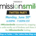 Mission-Smile-twitter-party