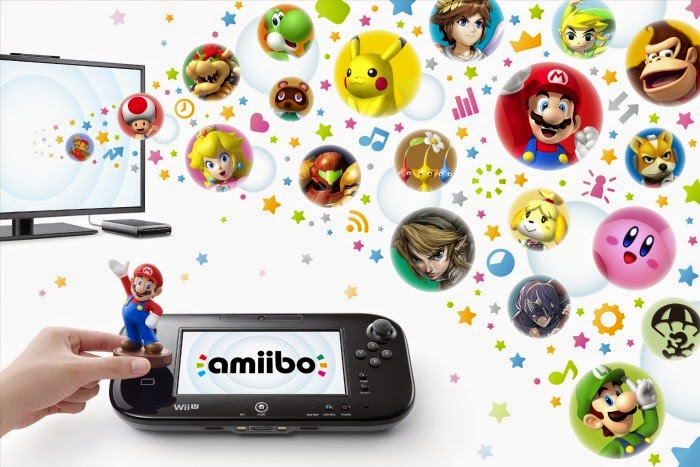 Nintendo's amiibo release date is set for the holidays 2014 // E3