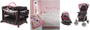 Disney Baby Minnie Mouse products // livingmividaloca.com #DisneyBabyGifts