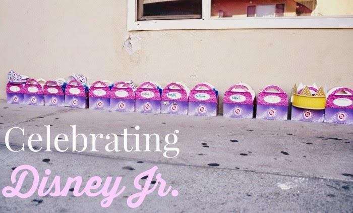 Celebrating Disney Jr. with a party // LivingMiVidaLoca.com // #DisneyJuniorFamilia