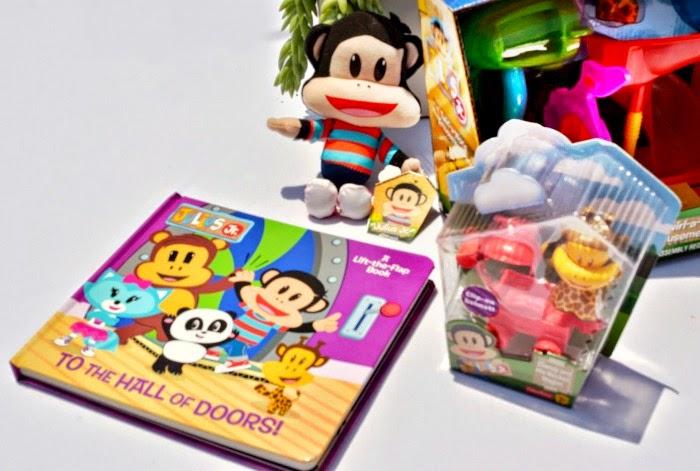 New Julius Jr. for preschool kids // livingmividloca.com #JuliusJr