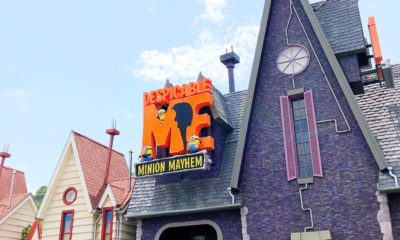 Super Silly Fun Land and Despicable Me 2 ride at Universal Studios Hollywood - livingividaloca.com