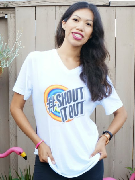 Shout products work great on clothes and gets the stain out. // livingmividaloca.com #ShoutItOut