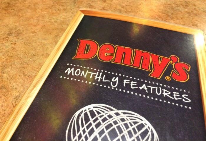 Denny's Diner Monthly Features // livingmividaloca.com #DennysDiner