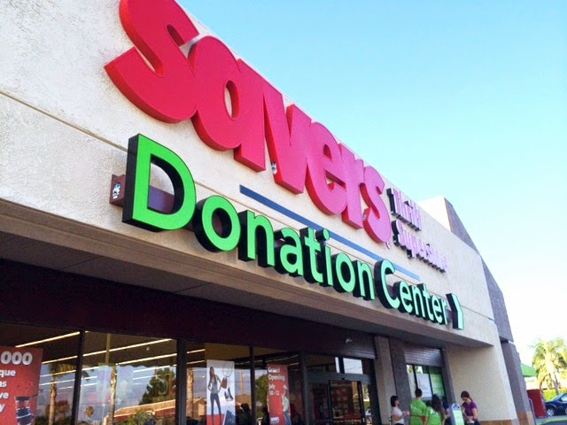 Savers in Fountain Valley // livingmividaloca.com #Savers