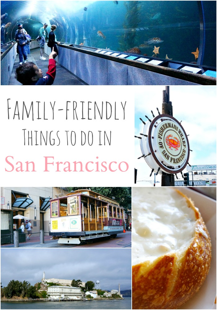 Family-friendly Things to do in San Francisco - LivingMiVidaLoca.com