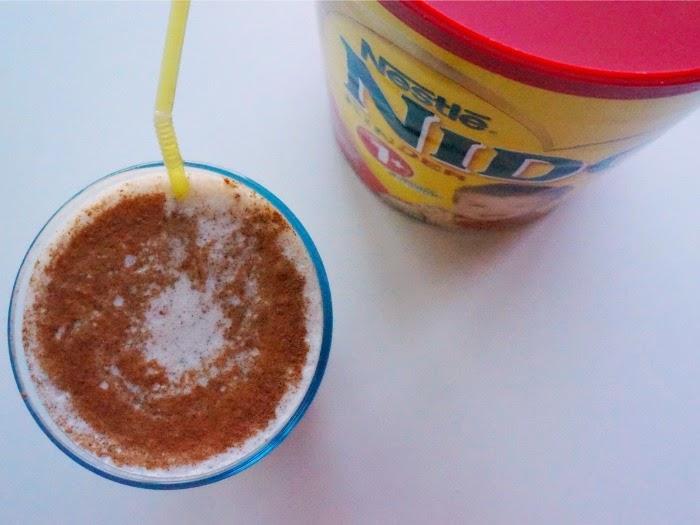 Nestlé Nido smoothie // livingmividaloca.com #AmazingKids #NestleNIDO