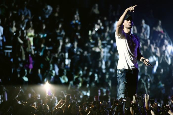 Enrique Iglesias Concert