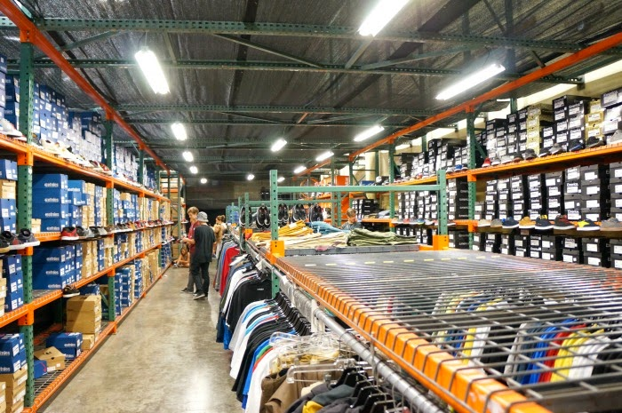 etnies factory store in Lake Forest