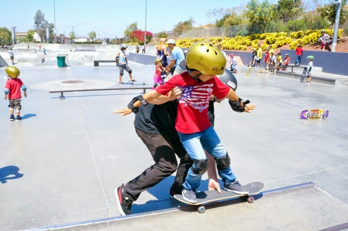 etnies skate park
