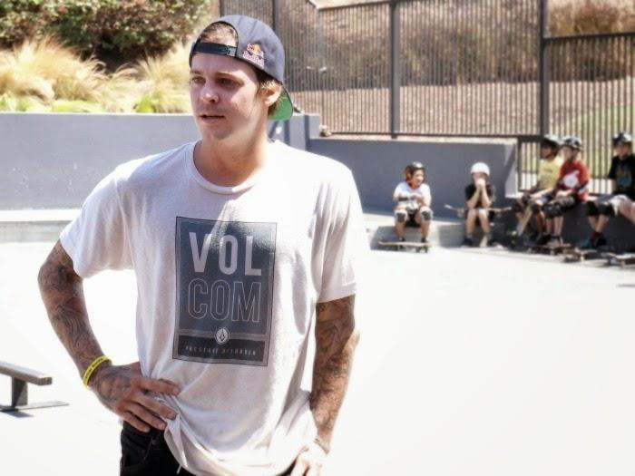 ryan sheckler skateboarder