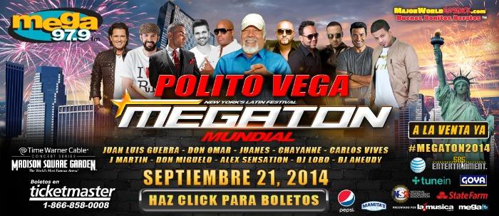 Megaton Mundial 2014