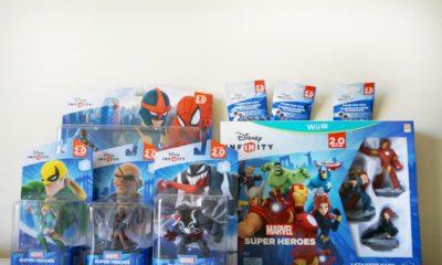 Disney Infinity: Marvel Super Heroes 2.0