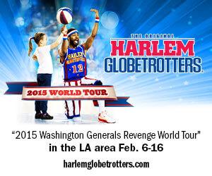 Harlem Globetrotters tickets